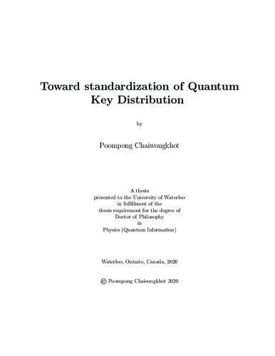 Quantum key distribution thesis buy argumentative essay online
