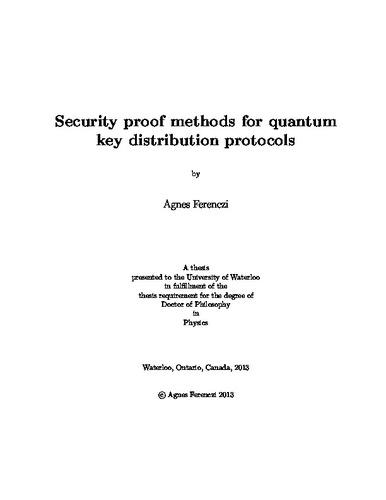 Quantum key distribution thesis essay best friend
