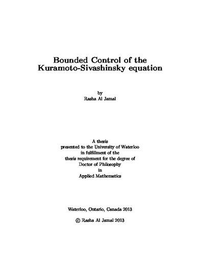 uwaterloo thesis latex template